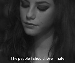 love, hate, and Effy image