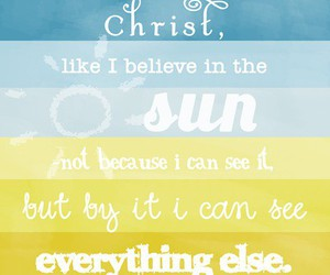 Christ, quote, and c.s. lewis image