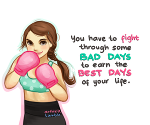 Best Days, exercising, and food image