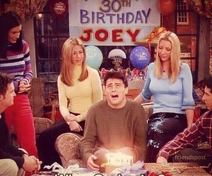 friends, Joey, and lol image