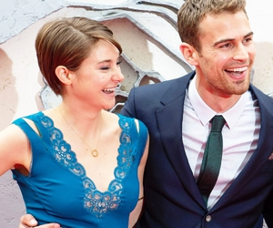couple, sheo, and theo james image