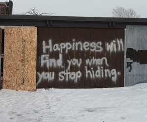 quote, happiness, and grunge image