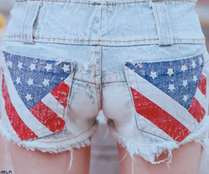 shorts, usa, and america image