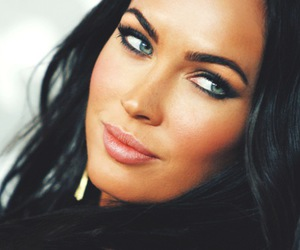 megan fox, eyes, and sexy image
