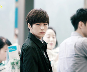 handsome, infinite, and kpop image