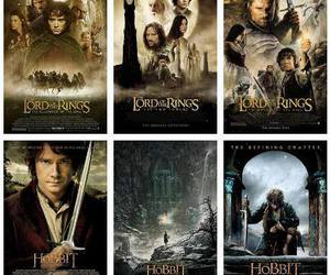 lord of the rings and the hobbit image
