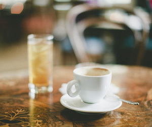 photography, vintage, and coffee image
