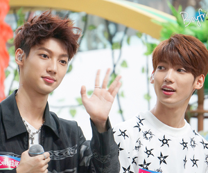 boyfriend, pose, and youngmin image
