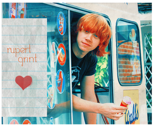 rupert grint, boy, and rupert image