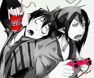 anime, ao no exorcist, and amaimon image