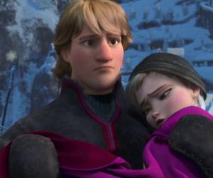 anna, disney princess, and frozen image