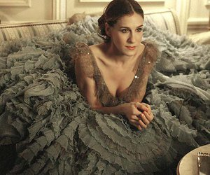beautiful, Carrie Bradshaw, and gray image