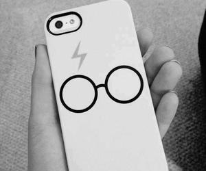 harry potter, iphone, and case image