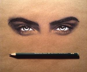 cara, cool, and drawing image