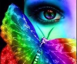 colorful and mystical image
