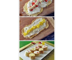 delicious, diy, and eat image