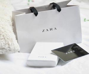 Zara, fashion, and white image