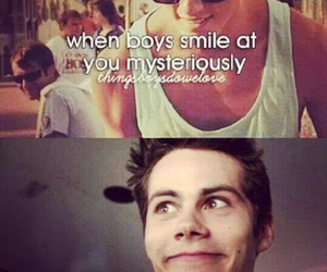 teen wolf, dylan o'brien, and boys image