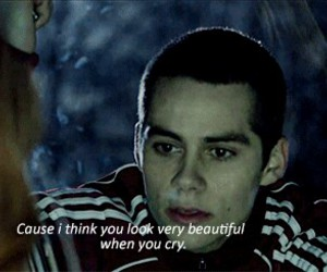 teen wolf, stiles and lydia, and stydia image