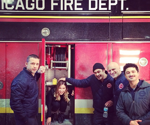 chicago fire, severide, and chicago pd image
