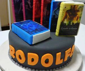 birthday, cake, and the mortal instruments image