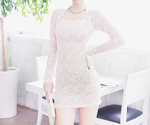 fashion, korean fashion, and cute image