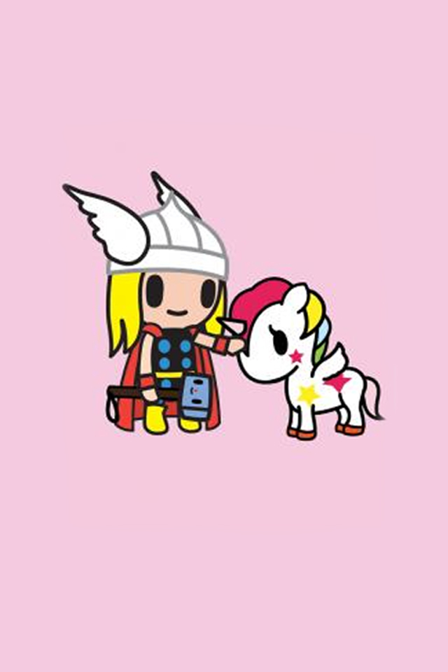 Image About Thor Cute Wallpaper In Super Heros By Stydia
