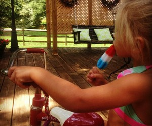 cutie, popsicle, and love image