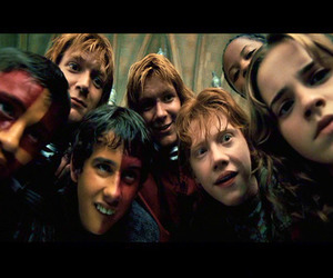harry potter and weasley twins image