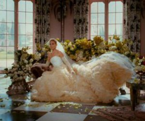 Carrie Bradshaw, dress, and gown image