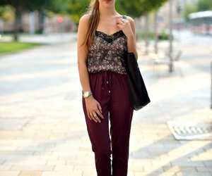 fashion blogger, look, and outfit image