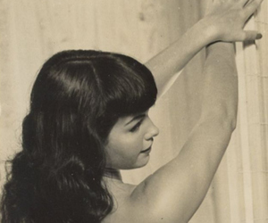 Bettie Page, Hot, and Pin Up image