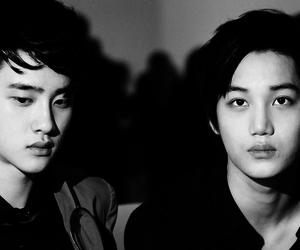 exo, kai, and d.o image