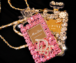 chanel, dior, and pink image