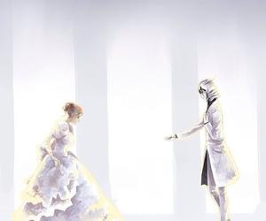 anime, bleach, and orihime inoue image