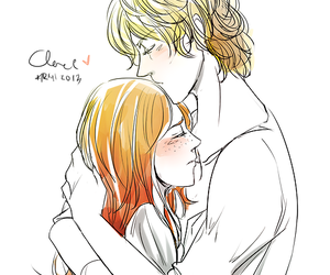 clace, the mortal instruments, and clary fray image