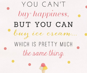 quote, buy, and happiness image