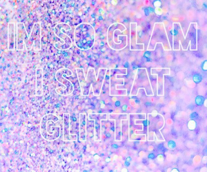 fab, quote, and glitter image
