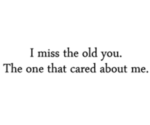 care, quotes, and sad image