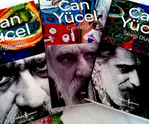 books, can yücel, and heart image