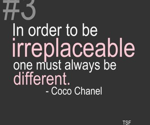 awesome, chanel, and quotes image