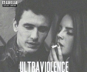 james franco, ultraviolence, and lana del rey image