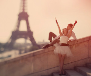 dance, freedom, and paris image