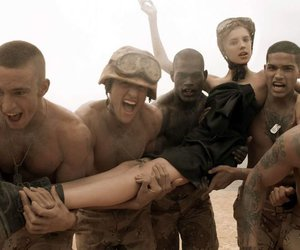 fashion, troops, and make love not war image