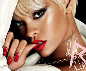 mac, rihanna, and la plus belle image
