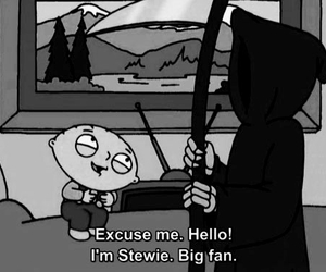 stewie, family guy, and funny image