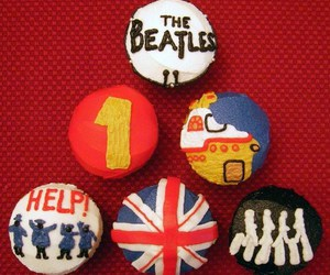 cake and the beatles image