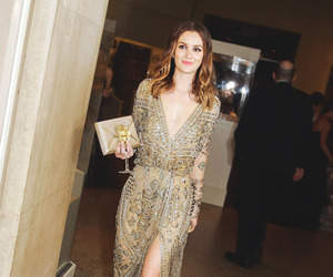 leighton meester, dress, and gossip girl image