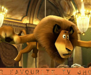 alex, funny, and lion image