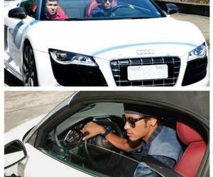 neymar jr, neymar, and car image